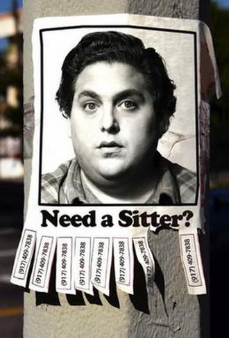 The Sitter - Theatrical release poster