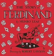 Image result for ferdinand the bull