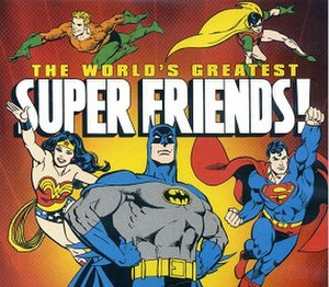 The World's Greatest Super Friends - Image: The World's Greatest Super Friends