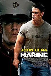 <i>The Marine</i> 2006 action film by John Bonito