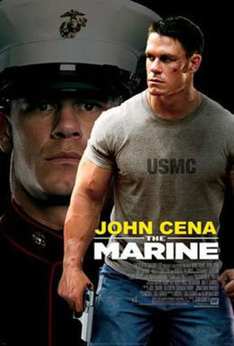 The Marine - Theatrical release poster