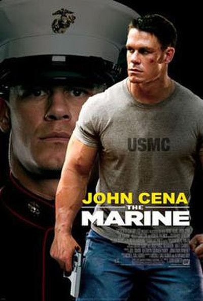 Picture of a movie: The Marine