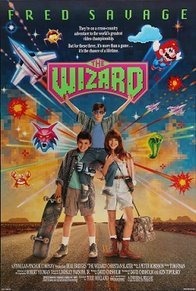 Picture of a movie: The Wizard