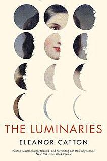 book by Eleanor Catton