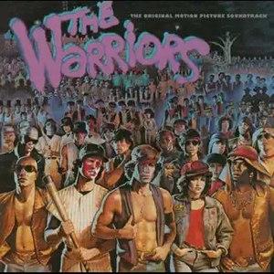 The Warriors (soundtrack) - Image: Thewarriorssoundtrac k