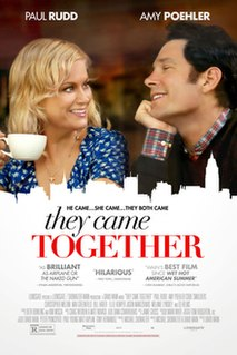 <i>They Came Together</i> 2014 film directed by David Wain