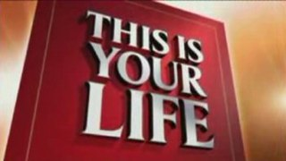 <i>This Is Your Life</i> (UK TV series) television series