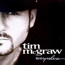 Everywhere (Tim McGraw album) httpsuploadwikimediaorgwikipediaenthumb8