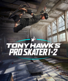 <i>Tony Hawks Pro Skater 1 + 2</i> 2020 video game