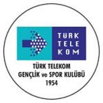 Türk Telekom GSK - Image: Turktelekomlogo