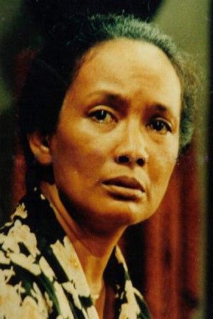 Tuti Indra Malaon - Malaon in a promotional shot from Ibunda
