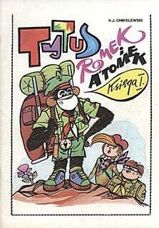 Tytus, Romek i ATomek comic book series