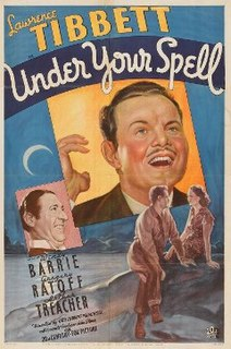 <i>Under Your Spell</i> 1936 film by Otto Preminger