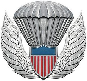 United States Parachute Association - USPA logo