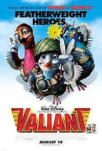 فيلم Valiant مدبلج