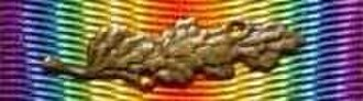 Andrew Hamilton Russell - Image: Victory Medal Ribbon II