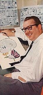 Walt Kelly American cartoonist