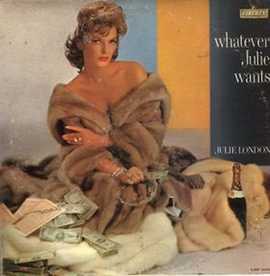 Whatever Julie Wants - Image: Whatever Julie Wants cover