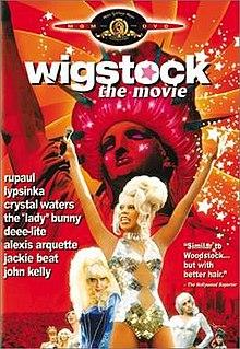 <i>Wigstock: The Movie</i> 1995 documentary film by Barry Shils