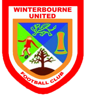 Winterbourne United F.C. - Image: Winterbourne United F.C. logo