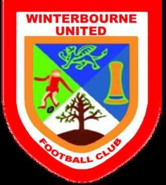 Winterbourne United F.C. - Image: Winterbourne United F.C. logo
