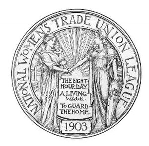 Women's Trade Union League - Image: Womens Trade Union League emblem