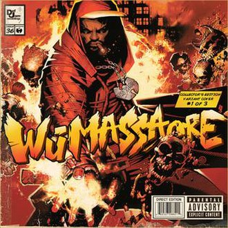 Wu-Massacre - Image: Wu Massacre Meth Cover
