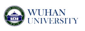 Wuhan University logo with name.png