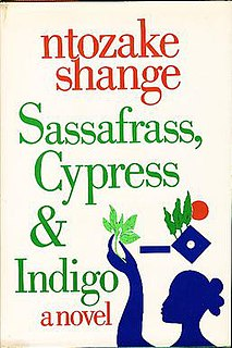 <i>Sassafrass, Cypress & Indigo</i> book