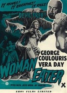 <i>The Woman Eater</i> 1958 British film
