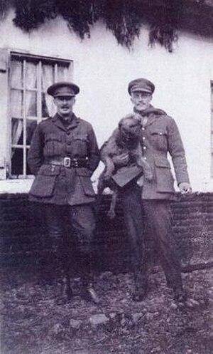 Eton Manor Boys' Club - Arthur Villiers and Gerald V. Wellesley 1917