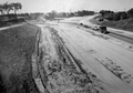 27 widening and Toronto Bypass construction, 1954.png