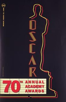 70th Academy Awards - Wikipedia