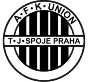 AFK Union Žižkov - Image: AFK Union Žižkov logo