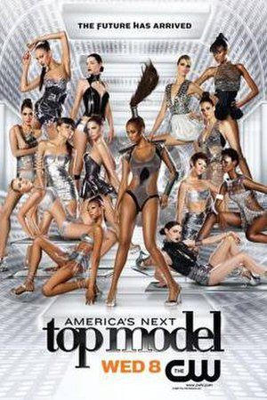 America's Next Top Model (cycle 9) - Image: ANTM9