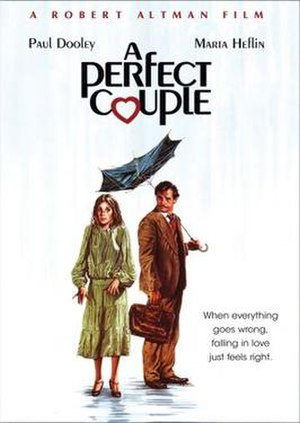 A Perfect Couple - Theatrical poster