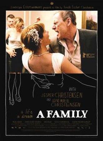 A Family (2010 film) - Film poster