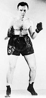 Georgie Abrams American boxer