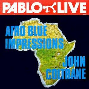 Afro Blue Impressions - Image: Afro Blue Impressions