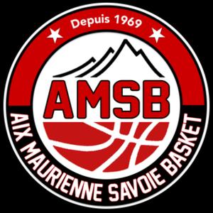 Aix Maurienne Savoie Basket - Image: Aix Maurienne Savoie Basket logo