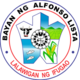 Official seal of Alfonso Lista