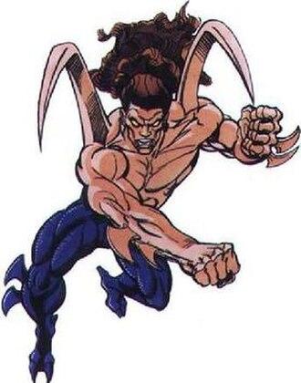 Alistair Smythe - Alistair Smythe as The Ultimate Spider-Slayer.