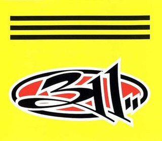 All Mixed Up (311 song) 1996 single by 311