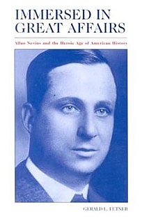 Allan Nevins American historian, journalist