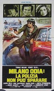 <i>Almost Human</i> (1974 film) 1974 film