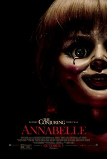 2014 American supernatural horror film directed by John R. Leonetti