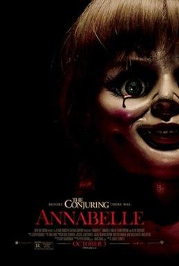 Annabelle film poster