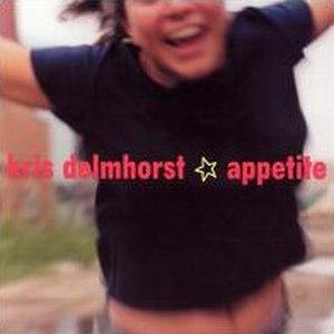 Appetite (album) - Image: Appetite Delmhorst