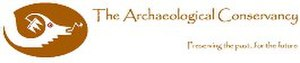 The Archaeological Conservancy - Image: Arch Conservancylogo