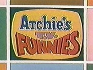 Archie's TV Funnies - Image: Archie's TV Funnies